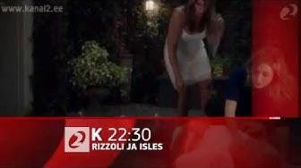 Rizzoli Ja Isles 312 Mulle meeldivad su valed - Love the Way You Lie Kanal2.
