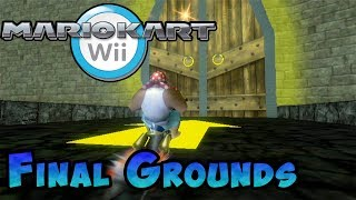 Mario Kart Wii Custom Track: Troy vs Final Grounds