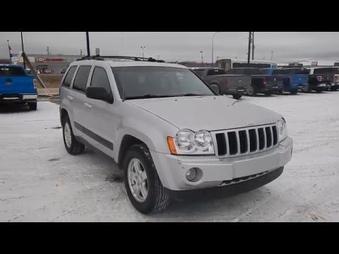 2006 Jeep Grand Cherokee Laredo 4x4 Youtube