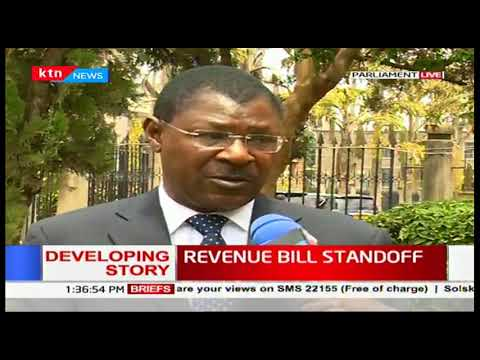 Revenue Bill Standoff: Second attempt to solution flops as houses look to finance MGMT act