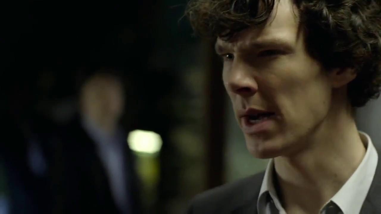 High-functioning Sociopath | Sherlock, Lestrade & Anderson | A study in  pink | SHERLOCK Season 1 |