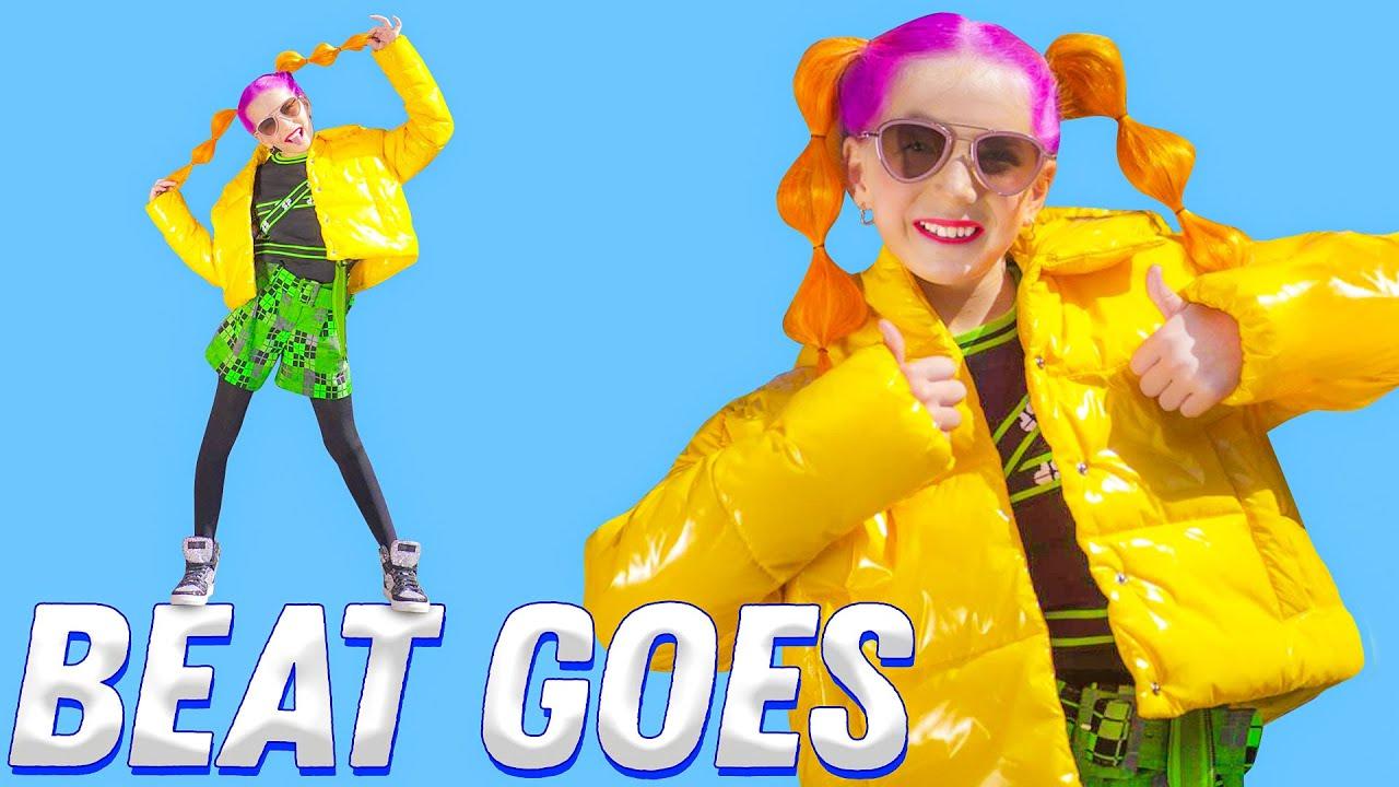 Milana Filimonova – Beat Goes (Official Music Video)