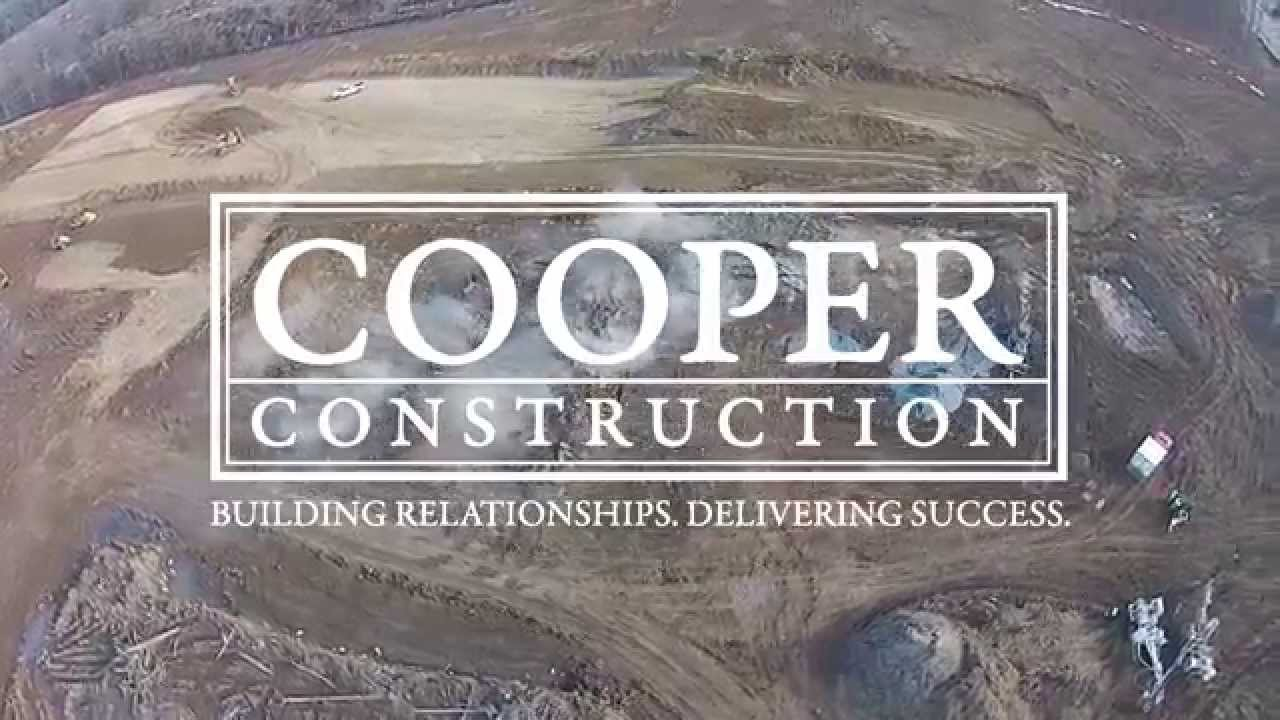 Cooper Construction - SIte Blasting - FedEx Ground Manassas, VA