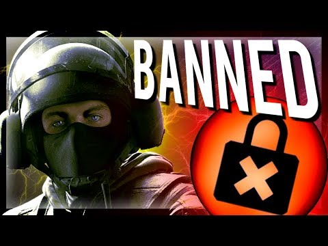 SO TOXIC I WAS BANNED - Rainbow Six: Siege