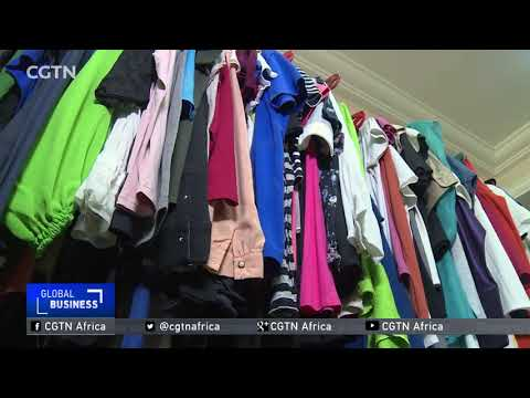 Second-hand clothing industry booms in Nigeria