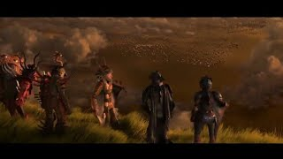 TOMORROW - How To Train Your Dragon The Hidden World    HTTYD 3 TV Spot