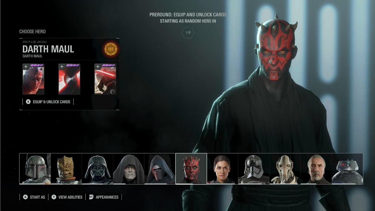 Battlefront 2: I Had To Go Solo Sorry