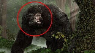 Craziest Cryptids That Resemble Bigfoot