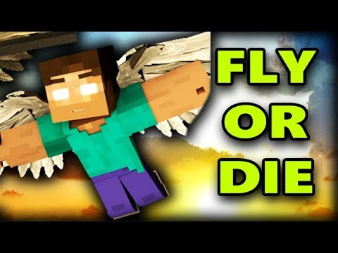 REALISTIC MINECRAFT MONSTER SCHOOL!  (Steve Life, Flying IN MINECRAFT) 3D MINECRAFT ANIMATION 2017