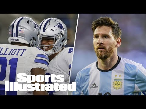 Dak Prescott, Zeke Elliott Discussion, Will Argentina Miss World Cup? | SI NOW | Sports Illustrated