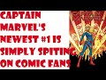 Marvel's newest flagship book ignores actual comic book readers - But it's progressive!