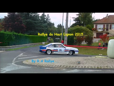 rallye du haut lignon 2015 by r a rallye hd youtube. Black Bedroom Furniture Sets. Home Design Ideas