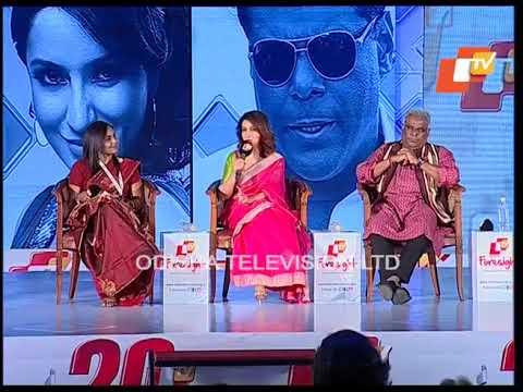 OTV Foresight 2018 : Ashis Vidyarthi and Tisca Chopra  at OTV Foresight
