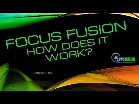 The New Fusion Race - Part 3 - Focus Fusion: How Does It Work?