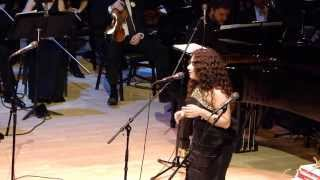 "Carnegie Hall ""God Bless the Child"" Performance by CHICKIE Pagano"