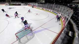NHL 13: Goalie Gameplay