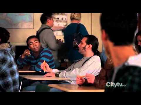 Community - Abed's best part of day