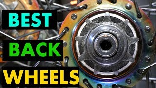 Top 3 Best BMX Back Wheels Under $200/ Affordable BMX Wheels