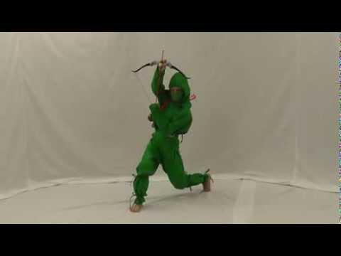 Jungle Strike Ninja Costume - KarateMart com