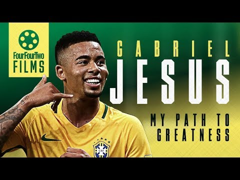 Gabriel Jesus documentary | My Path To Greatness