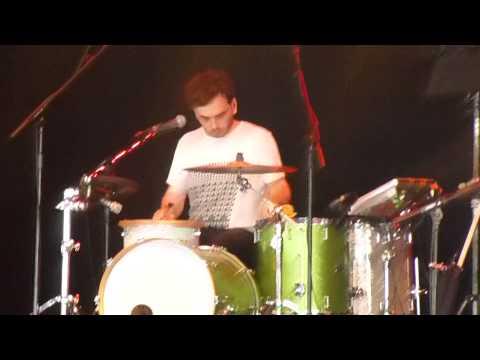 Daughter - Landfill (Live) - John Peel Stage, Glastonbury, 2013