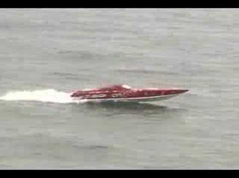 Offshore Powerboat Race