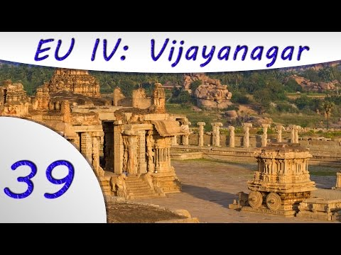 Europa Universalis IV -39- Vijayanagar - Mare Nostrum