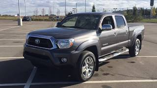 2015 Toyota Tacoma Limited Review