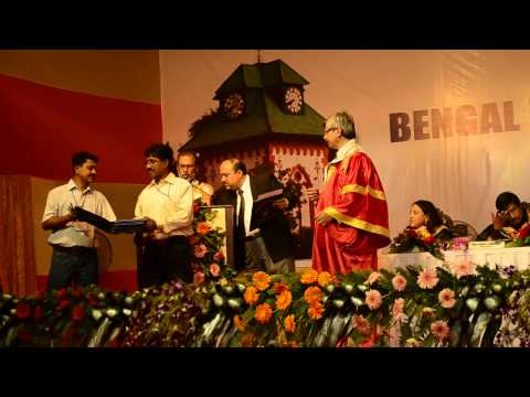 16th Annual Convocation of Bengal Engineering & Science University, Shibpur, 2014 - Part 10