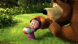 Masha and Bear (Mawa Kawa ) new game for kids 2018