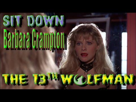 SIT DOWN Barbara Crampton