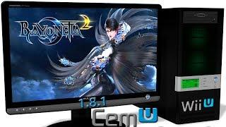 CEMU 1.8.1b Wii U Emulator - Bayonetta 2 (2014). Ingame (CHAPTER 1). Part2 #18 Video