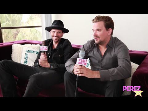 Ashley Hamilton & Sean Stewart Dish On Reality TV & Kardashian Comparisons!