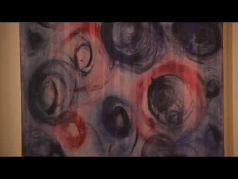 YVES KLEIN. RETROSPECTIVA I Sala 4 por Daniel Moquay