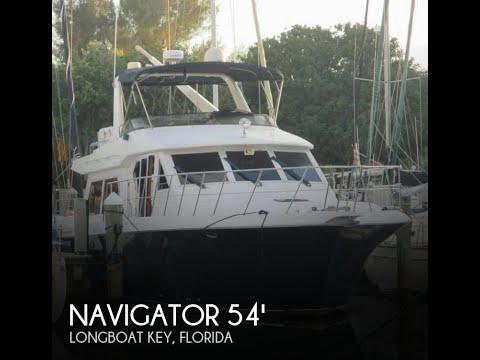 Used 1998 Navigator 5300 Classic for sale in Longboat Key, Florida