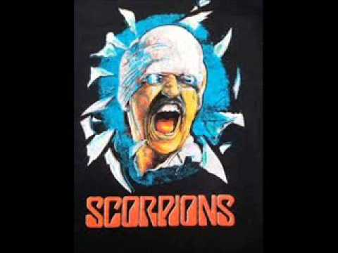scorpions -   cant live without you  -  1982  -  vinyl version   ger