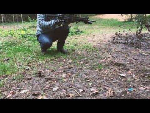 DANIEL DEFENSE AR15 GUN JAM