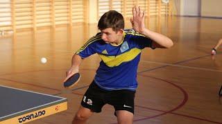 Mistrzostwa miasta szkół średnich w tenisie stołowym