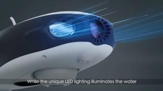 Power Vision PowerRay Wizard Underwater Drone Camera GARANSI RESMI