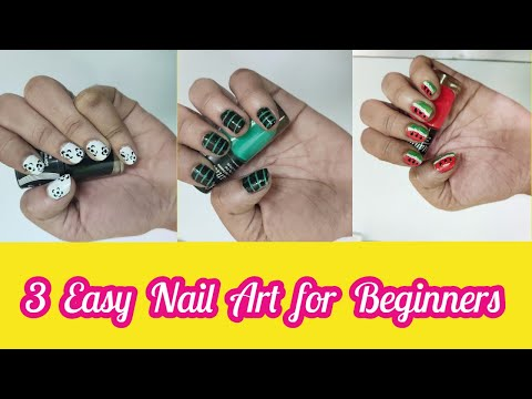 Nail Art Tutorial for Beginners | Nail Art Designs 2019 | Chennai Lifestyle thumbnail