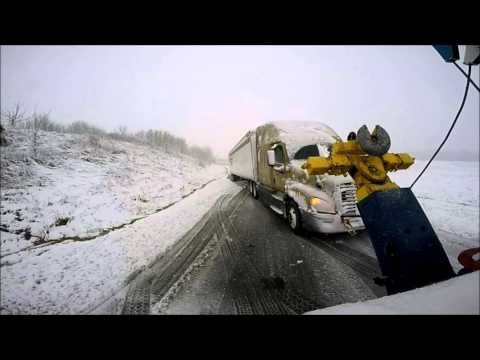 MIDWEST TRUCK ROTATOR SNOW DAY 2 24 2016