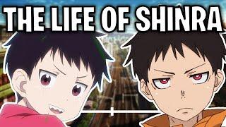 Shinra Kusakabe ၏ဘဝ (မီးသတ်)