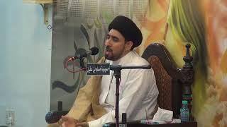 السيد حسن الخباز - الفرق بين مؤهلات الإمامة وشرائط الإمامة