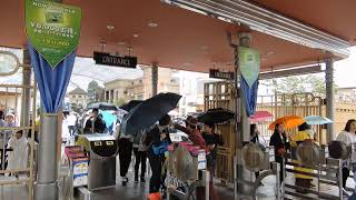 USJ_雨のゲート 2019.04.29