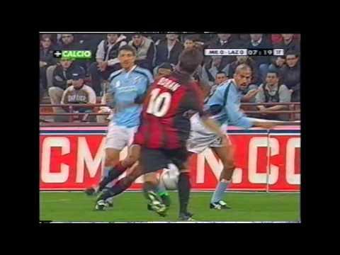 AC Milan - SS Lazio 1/4/2001
