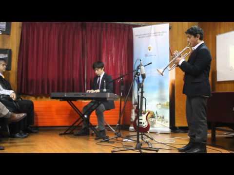 Presentación Musical Liceo Armando Robles