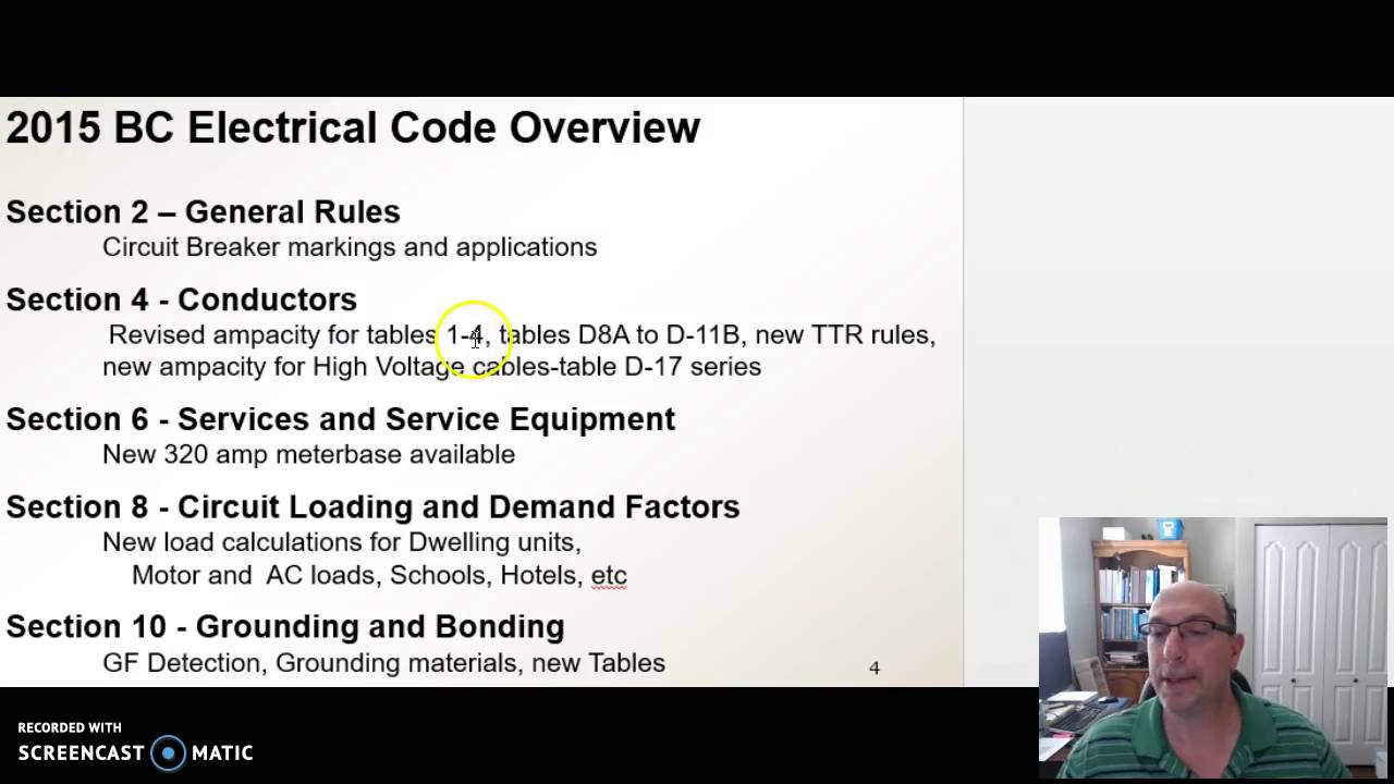 2015 canadian electrical code changes youtube 2015 canadian electrical code changes greentooth Images