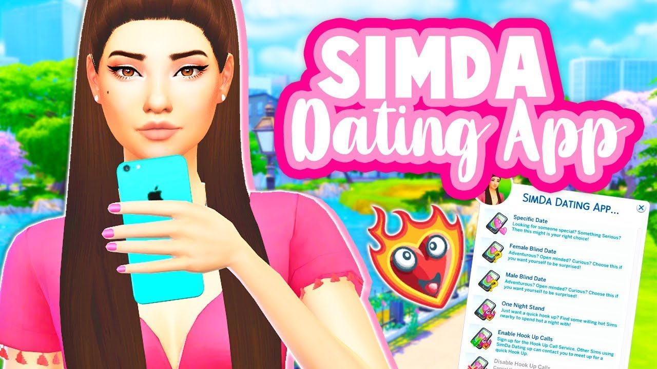 Die sims 4 online Dating-mod