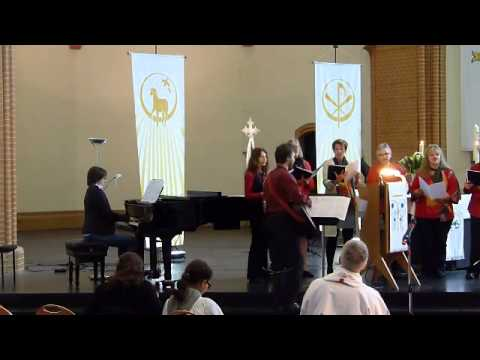 """""""Every Morning Is Easter Morning"""" sung by the ACB Contemporary Choir"""