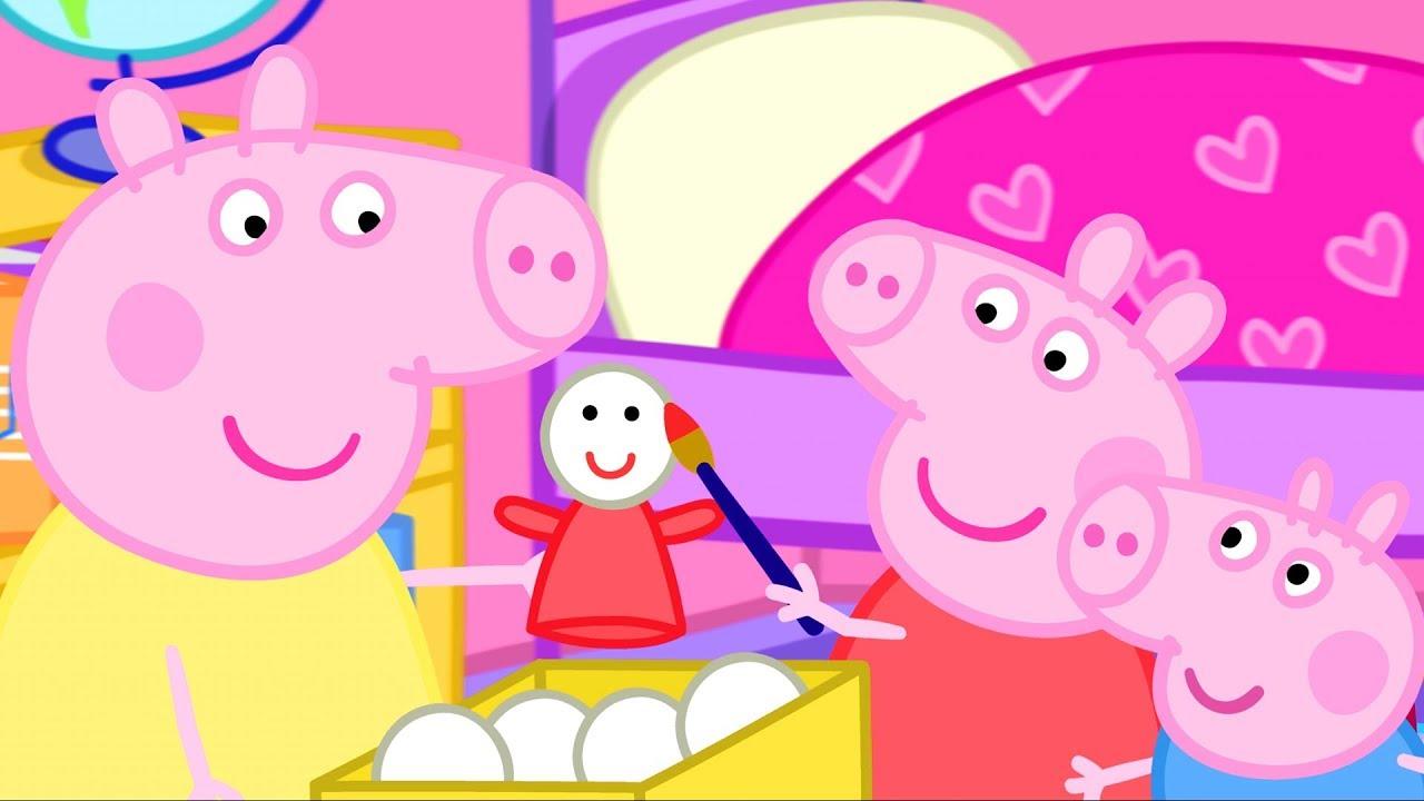 Peppa pig fran ais freres et soeurs compilation dessin anim pour enfant youtube - Dessin anime de peppa cochon ...